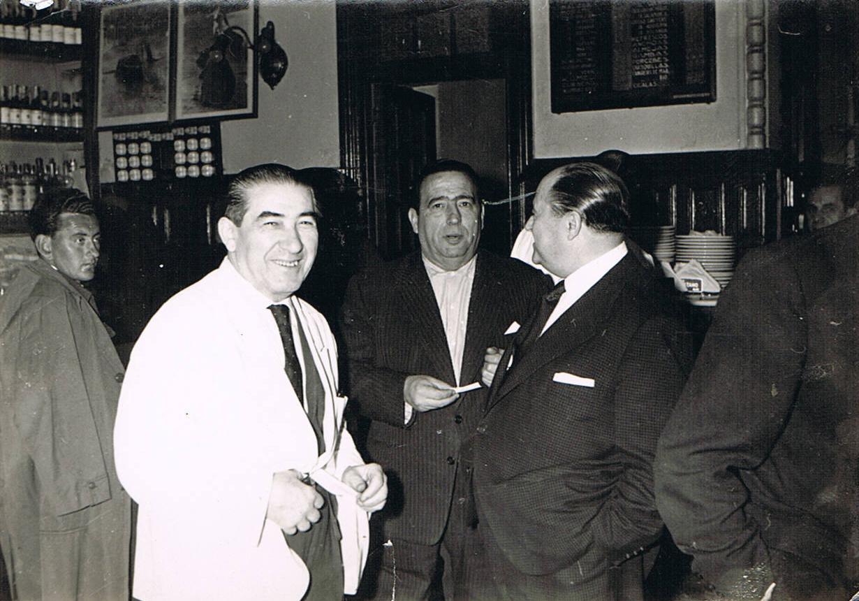 1924, Ramón González Peláez takes charge of La Alemana